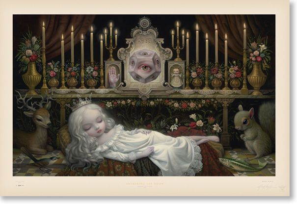 Mark Ryden - Awakening the Moon