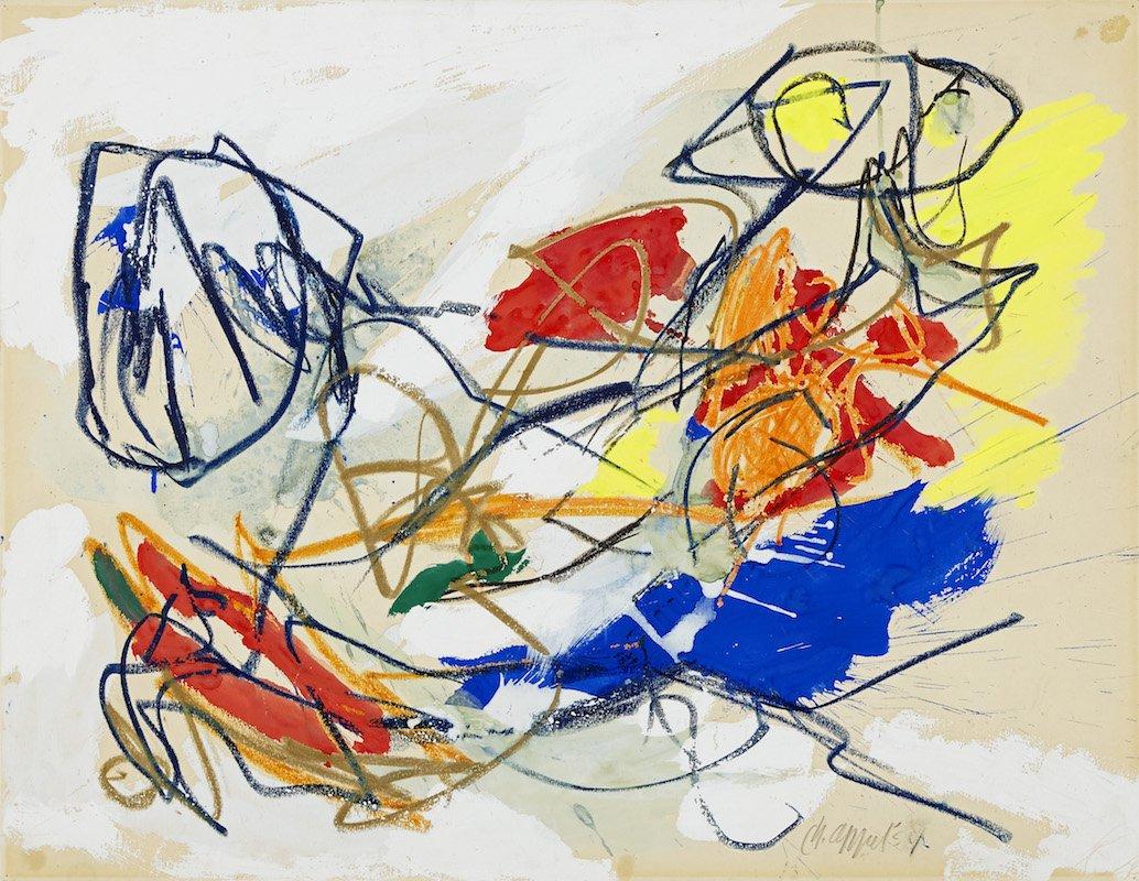 Jaski Gallery shows CoBrA works at Tefaf