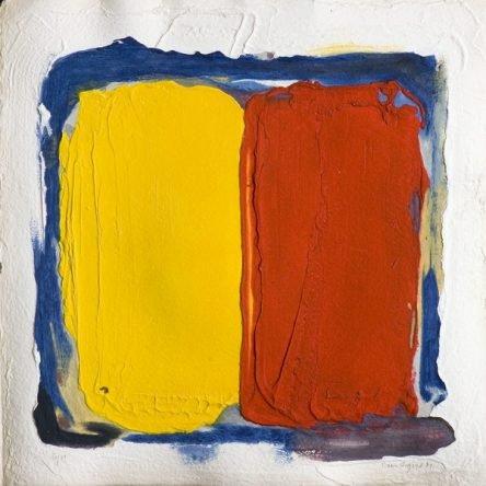 Geel / rood