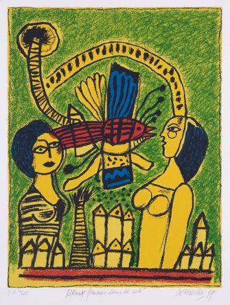 Deux Femmes dans la Cité