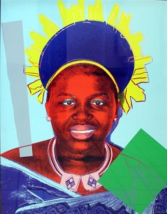 Queen Ntombi Twala