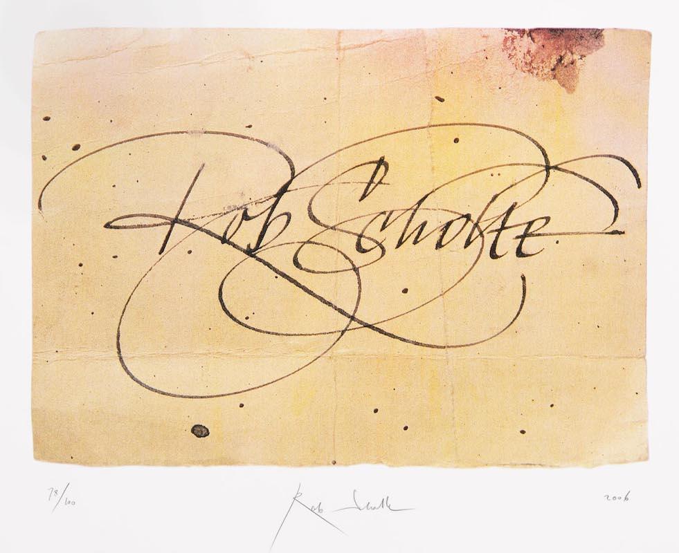 Rob Scholte
