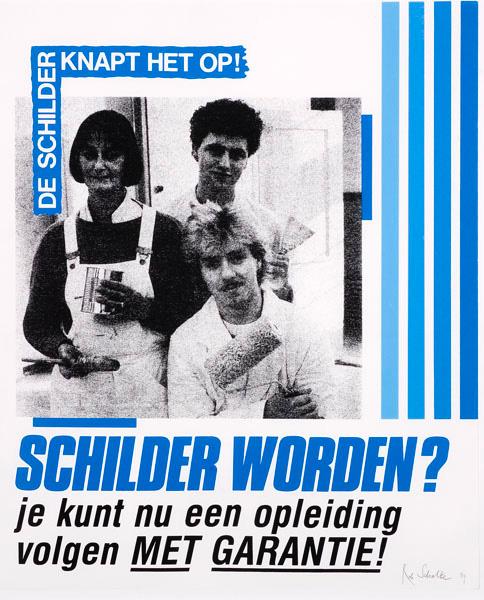 Schilder Worden
