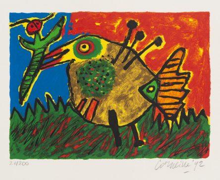 L'oiseau d'Été