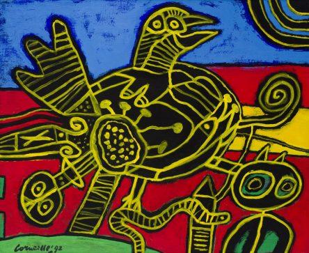 Oiseau né du Paysage